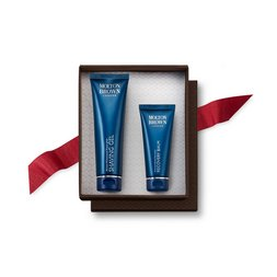 Molton Brown UK Shaving Gel & Aftershave Balm Gift Set for Men