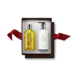 Molton Brown UK Caju & Lime Shower Gel & Lotion Gift Set