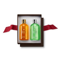 Molton Brown EUEucalyptus & Oudh Accord & Gold Shower Gels Gift
