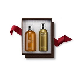 Molton Brown UK Tobacco Shower Gel & Deodorant Gift Set