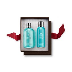 Molton Brown UK Cypress & Sea Fennel Body Wash & Deodorant Gift Set