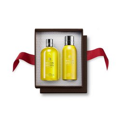 Molton Brown UK Bushukan Body Wash & Deodorant Gift Set