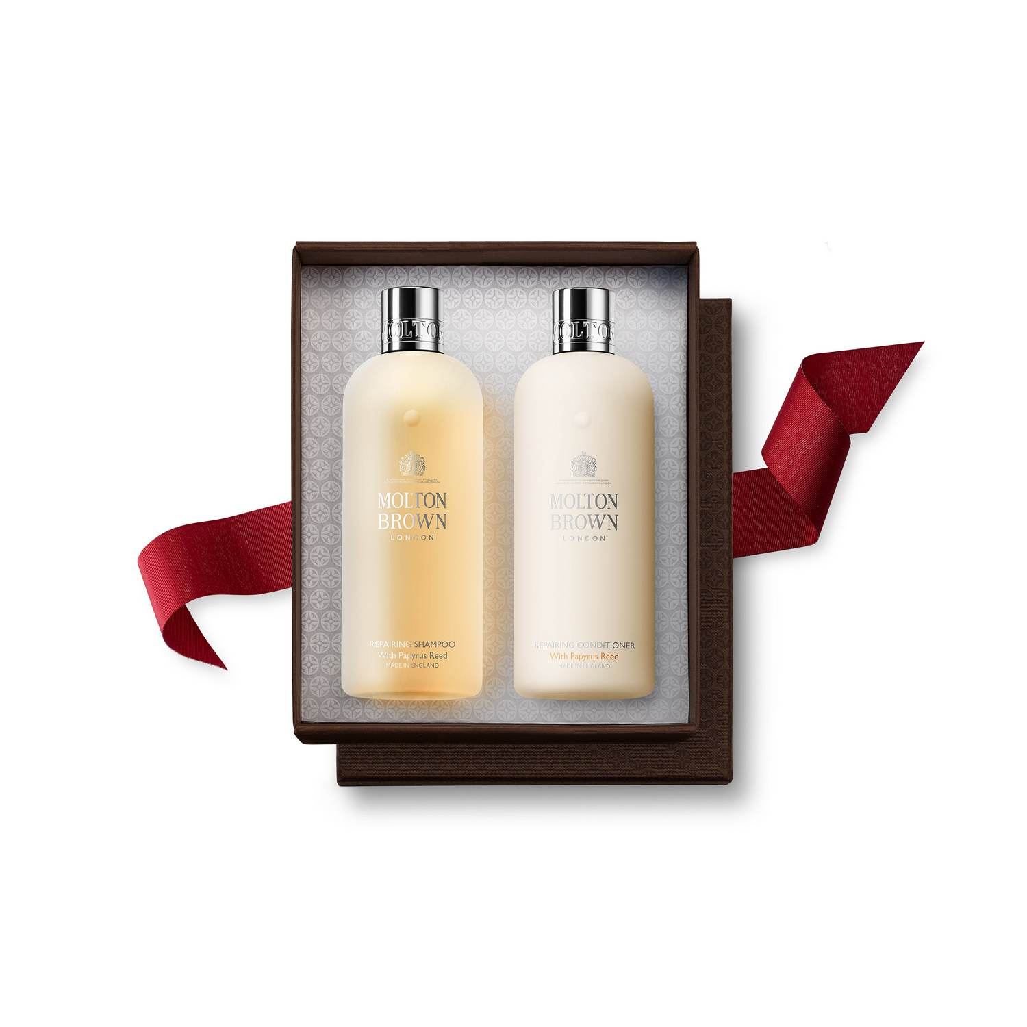 Repairing Hair Care Set With Papyrus Reed by Molton Brown