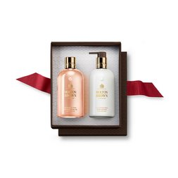 Molton Brown UK Jasmine & Sun Rose Shower Gel & Lotion Set