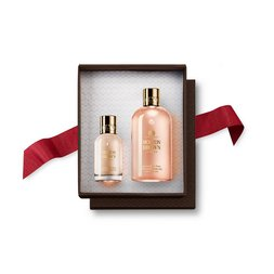 Molton Brown UK Jasmine & Sun Rose Shower Gel & Eau de Toilette Set