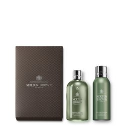 Molton Brown UK Geranium Nefertum Shower Gel & Deodorant Spray Gift Set