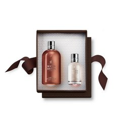 Molton Brown UK Suede Orris Shower Gel & Eau de Toilette Gift Set