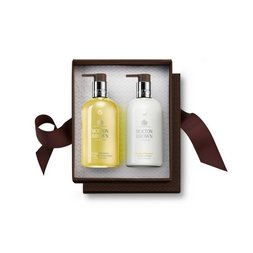 Molton Brown UK Orange & Bergamot Customised Gift with 'Happy Easter' Sticker