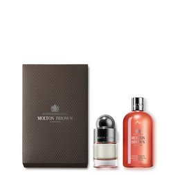 Molton Brown EU | 50ml Heavenly Gingerlily Shower Gel & Fragrance Set
