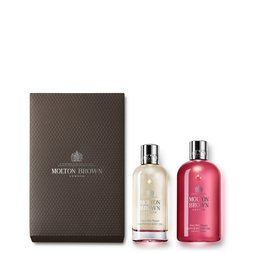 Molton Brown EU  Fiery Pink Pepper Body Oil Gift Set