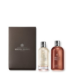 Molton Brown EU  Suede Orris Body Oil Gift Set