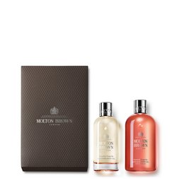 Molton Brown USA  Heavenly Gingerlily Body Oil Gift Set