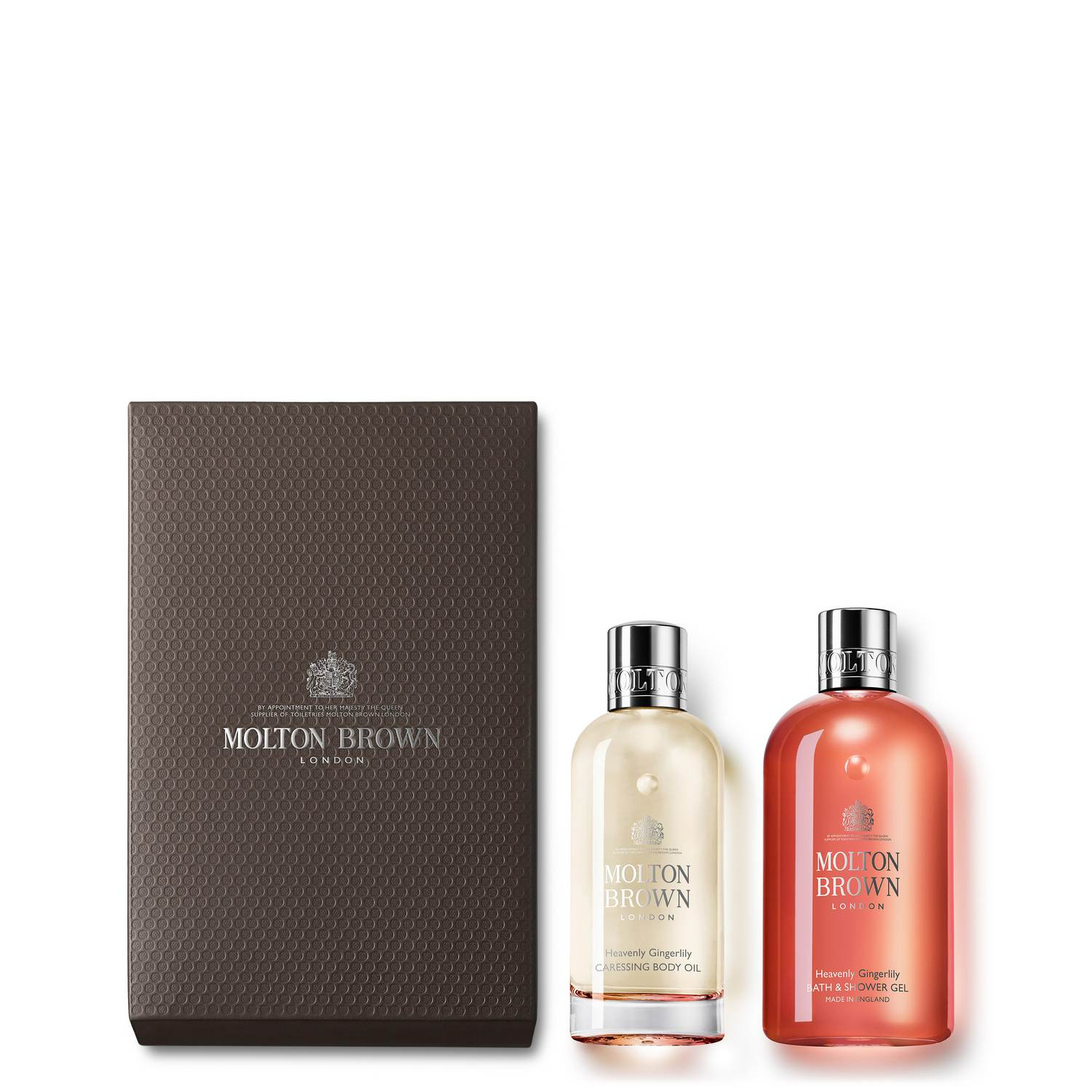 Heavenly Gingerlily Body Luxuries Set Set by Molton Brown