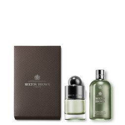 Molton Brown UK Geranium Nefertum Fragrance Duo Set