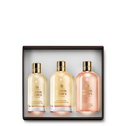 Molton Brown EU | Jasmine & Sun Rose 3-Step Body Gift Set
