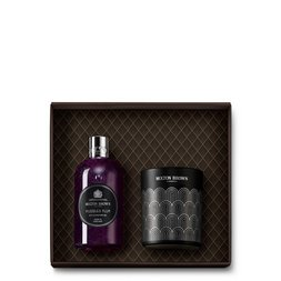 Molton Brown UK Muddled Plum Scented Candle Gift Set
