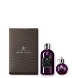 Molton Brown EU  Muddled Plum Christmas Bauble Gift Set