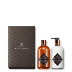 Molton Brown UK Bizarre Brandy Christmas Body Wash Gift Set
