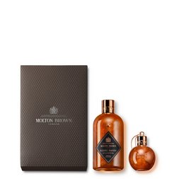 Molton Brown EU  Bizarre Brandy Christmas Bauble Gift Set